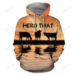 Herd That Cow Hoodie