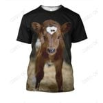 Beautiful Baby Cow Shirts