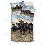 Farmer Cow Bedding Set