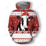 Cow Christmas Clothes