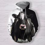 Beautiful Cow Farmer Shirt