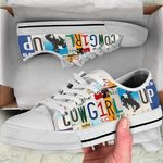 COWGIRL UP - LOW TOP SHOES
