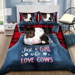 Cow Farmer Bedding Set SU010701