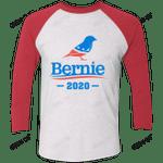 Bernie Sanders 2020 Bird T-Shirt Supporters