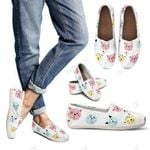 Cats Birds Womens Casual Shoes