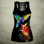 humming bird TANK TOP