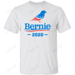 Bernie Sanders 2020 Bird T-Shirt Supporters