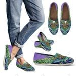 Hummingbirds - Womans Casual Shoes