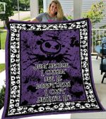 Jack Skellington Quilt and Blanket 090