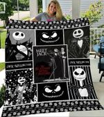 Jack Skellington Quilt and Blanket 092