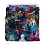 Disney Villains Bedding Set