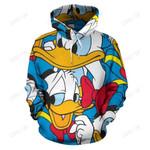 Donald Duck Hoodie 1