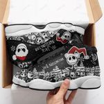 Jack Skellington Xmas Limited AJD13 Sneakers 088