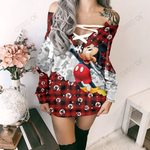 Mickey Mouse  Limited Lace-Up Sweatshirt 09