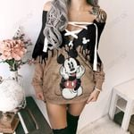 Mickey Mouse  Limited Lace-Up Sweatshirt 10