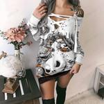 Jack Skellington Limited Lace-Up Sweatshirt 07
