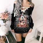 Mickey Mouse Limited Lace-Up Sweatshirt 08
