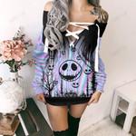 Jack Skellington Limited Lace-Up Sweatshirt 17