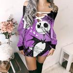 Jack Skellington Limited Lace-Up Sweatshirt 20