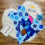 Stitch Cartoon Rompers 002