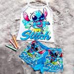 Stitch Fashion Shorts Set 11