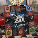 Harry Potter Quilt Blanket for Fans 110
