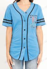 Stitch Baseball Jersey Limited 06