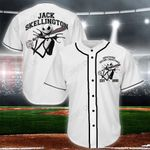 Jack Skellington Baseball Jersey Limited 07