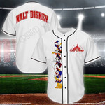 Disney Baseball Jersey Limited 10