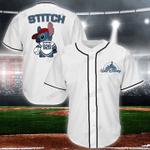 Stitch Baseball Jersey Limited 11