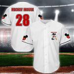 Mickey Baseball Jersey Limited 16