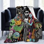 Jack Skellington Quilt and Blanket 117