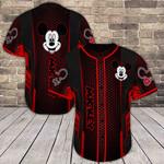 Mickey Baseball Jersey Limited 17