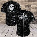 Jack Skellington Baseball Jersey Limited 20