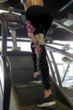 Minnie Mouse Legging 044