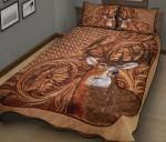 Deer Hunting Quilt Bed Set