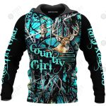 Hunting Deer 3D All Over Printed Shirts