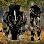 Deer Hurt Camo Hoodie Legging Tanktop Set