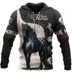 Love Horse 3D All Over Printed Shirts MP050401