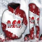 Gnomes Christmas Hoodie And Legging