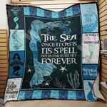 Mermaid Ocean Blanket