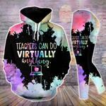 Teachers Virtually Hoodie Set