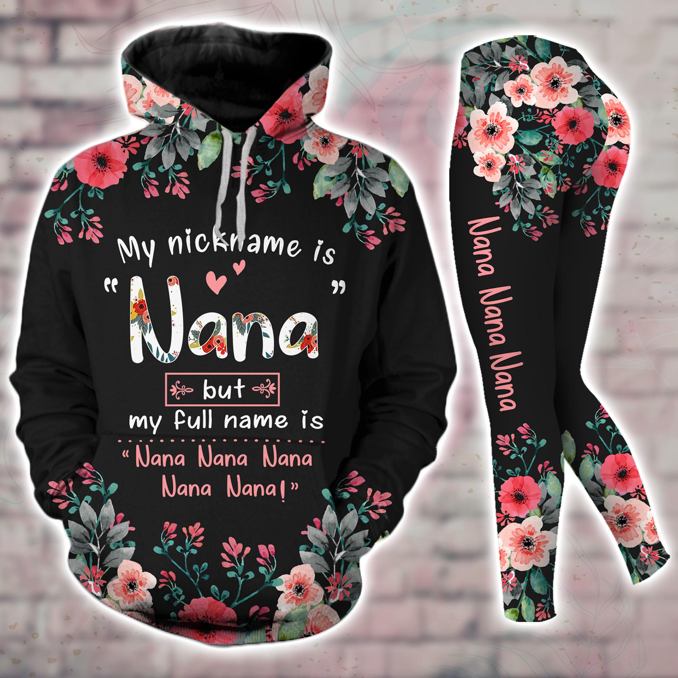 NaNa Hoodie Set