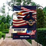 Happy Veteran Day 1 Flag