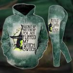 Witch Buckel Up Witch Switch Hoodie Set