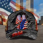 Never Forget September 11th Cap