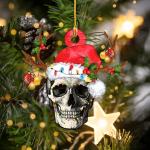 Skull - Christmas Lights Shape Ornament / NQHBDB051220