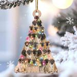 English Mastiff lovely tree gift for english mastiff gift for dog mom ornament