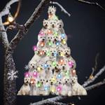 West highland white terrier lovely tree gift for westie lover gift for dog mom ornament