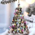 Great dane lovely tree gift for great dane lover gift for dog lover ornament